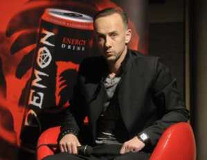 Nergal (Behemoth) - Demon Energy Drink