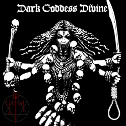 Dark Goddess Divine front cover 1